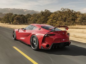 Ver foto 10 de Toyota FT-1 Concept 2014
