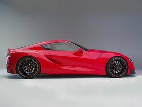 Ver foto 6 de Toyota FT-1 Concept 2014