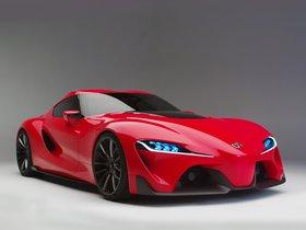 Ver foto 5 de Toyota FT-1 Concept 2014