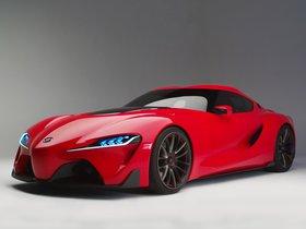 Ver foto 4 de Toyota FT-1 Concept 2014