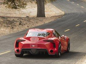 Ver foto 3 de Toyota FT-1 Concept 2014