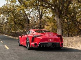 Ver foto 2 de Toyota FT-1 Concept 2014