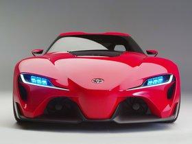 Ver foto 22 de Toyota FT-1 Concept 2014