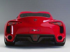 Ver foto 21 de Toyota FT-1 Concept 2014