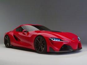Ver foto 20 de Toyota FT-1 Concept 2014