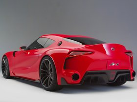 Ver foto 19 de Toyota FT-1 Concept 2014