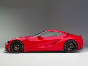 Ver foto 18 de Toyota FT-1 Concept 2014