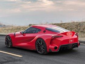 Ver foto 17 de Toyota FT-1 Concept 2014