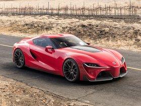 Ver foto 16 de Toyota FT-1 Concept 2014