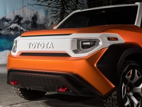 Ver foto 23 de Toyota FT-4X Concept  2017