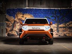 Ver foto 2 de Toyota FT-4X Concept  2017