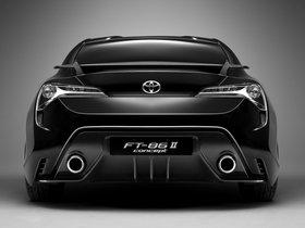 Ver foto 3 de Toyota FT-86 II Concept 2011