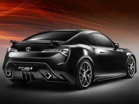 Ver foto 2 de Toyota FT-86 II Concept 2011