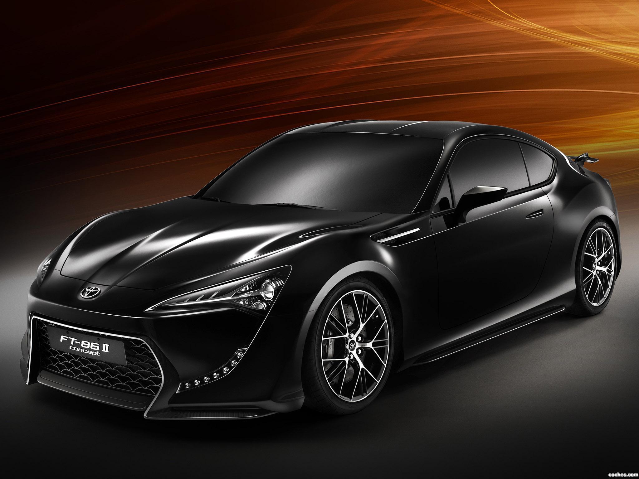 Foto 0 de Toyota FT-86 II Concept 2011