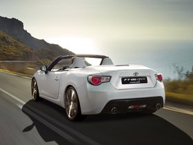 Ver foto 2 de Toyota FT-86 Open Concept 2013