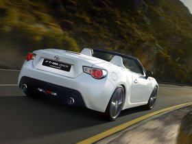 Ver foto 15 de Toyota FT-86 Open Concept 2013
