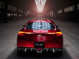 Ver foto 13 de Toyota FT-86 RWD Sports Coupe Concept 2009