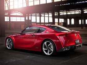 Ver foto 12 de Toyota FT-86 RWD Sports Coupe Concept 2009