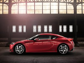 Ver foto 11 de Toyota FT-86 RWD Sports Coupe Concept 2009