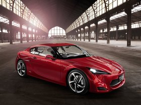 Ver foto 9 de Toyota FT-86 RWD Sports Coupe Concept 2009