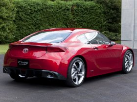 Ver foto 5 de Toyota FT-86 RWD Sports Coupe Concept 2009