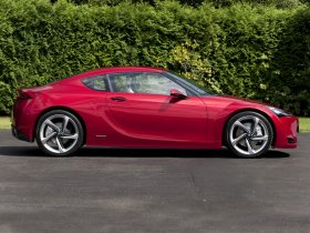 Ver foto 4 de Toyota FT-86 RWD Sports Coupe Concept 2009