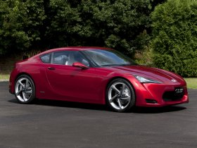 Ver foto 3 de Toyota FT-86 RWD Sports Coupe Concept 2009