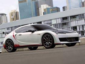 Ver foto 7 de Toyota FT-86G Sports Concept 2010