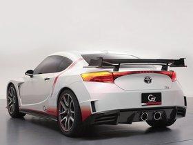 Ver foto 2 de Toyota FT-86G Sports Concept 2010