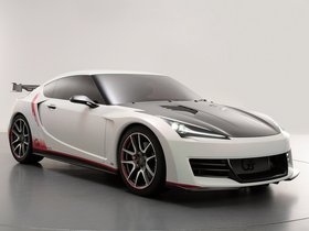 Fotos de Toyota FT-86G Sports Concept 2010