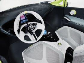 Ver foto 10 de Toyota FT-CH Concept 2010