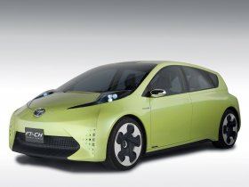 Ver foto 1 de Toyota FT-CH Concept 2010