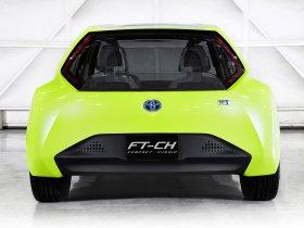 Ver foto 8 de Toyota FT-CH Concept 2010