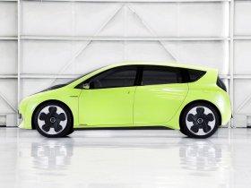 Ver foto 7 de Toyota FT-CH Concept 2010