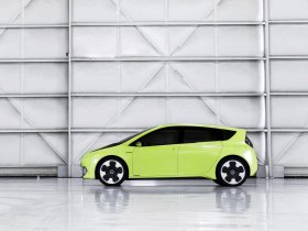Ver foto 6 de Toyota FT-CH Concept 2010