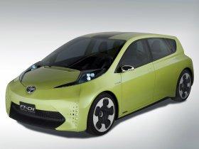 Ver foto 5 de Toyota FT-CH Concept 2010