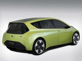 Ver foto 3 de Toyota FT-CH Concept 2010