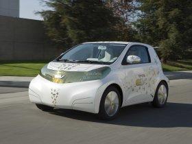 Ver foto 9 de Toyota FT-EV Concept 2009