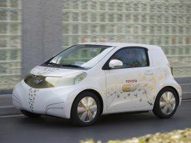 Ver foto 7 de Toyota FT-EV Concept 2009