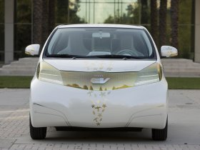 Ver foto 2 de Toyota FT-EV Concept 2009