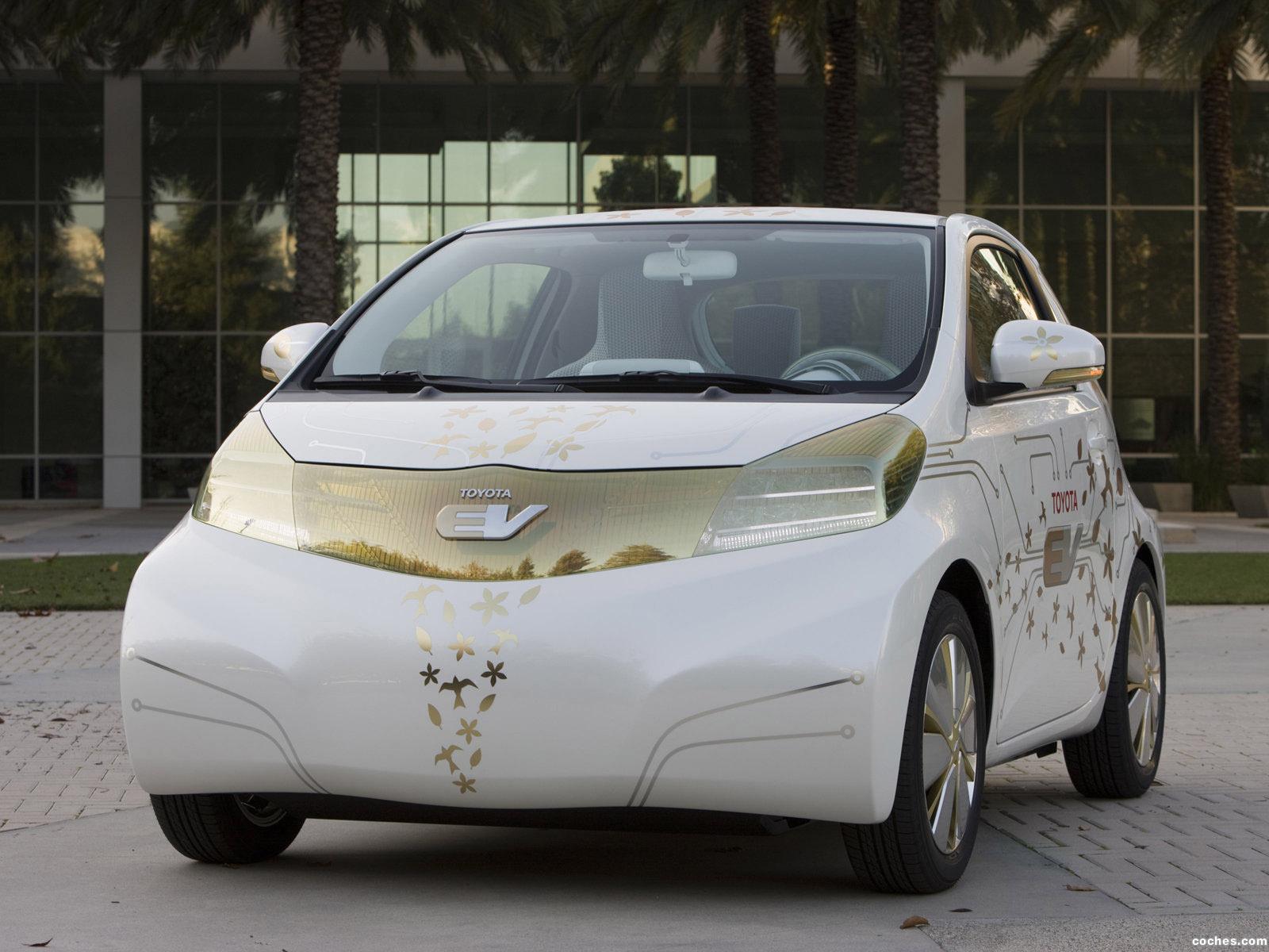 Foto 0 de Toyota FT-EV Concept 2009