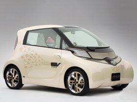 Ver foto 10 de Toyota FT-EV II Concept 2009