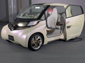 Ver foto 8 de Toyota FT-EV II Concept 2009