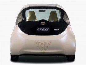Ver foto 5 de Toyota FT-EV II Concept 2009