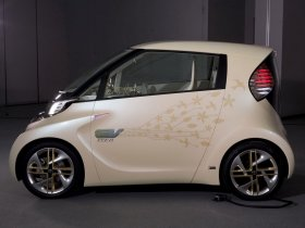 Ver foto 3 de Toyota FT-EV II Concept 2009