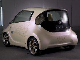 Ver foto 2 de Toyota FT-EV II Concept 2009