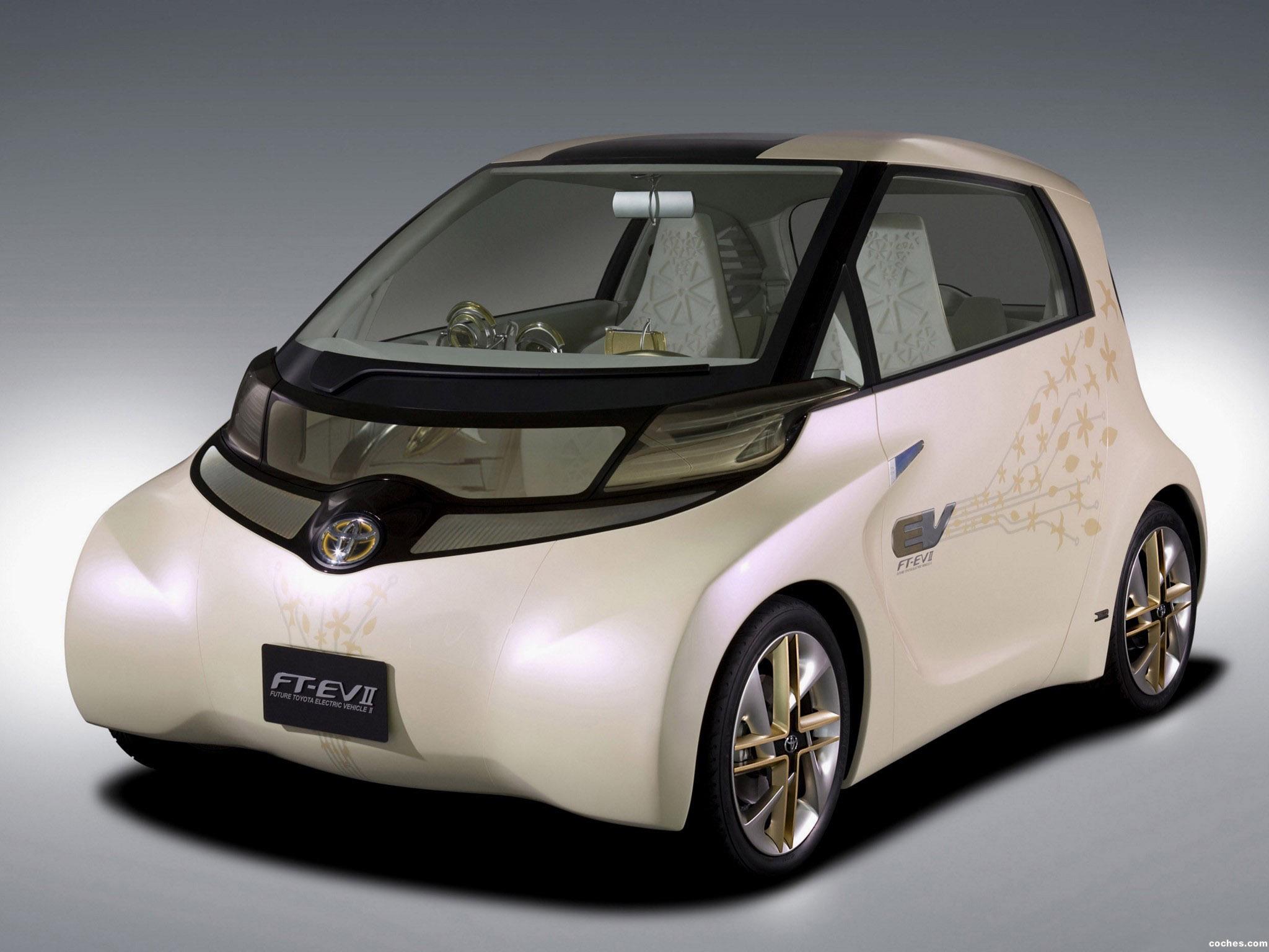 Foto 0 de Toyota FT-EV II Concept 2009