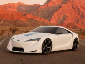 Ver foto 1 de Toyota FT-HS Concept 2007