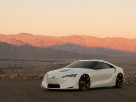 Ver foto 9 de Toyota FT-HS Concept 2007