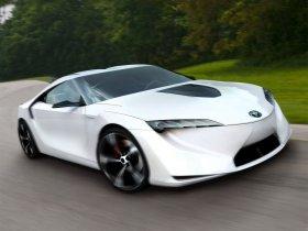 Ver foto 8 de Toyota FT-HS Concept 2007